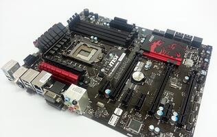 MSI Z77A-GD-65 Gaming Motherboard Available by Mid-April