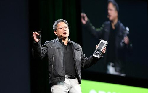 NVIDIA CEO Approached by Intel Headhunters