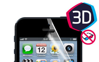 EyeFly 3D Gives You 3D on Your iPhone Without 3D Glasses