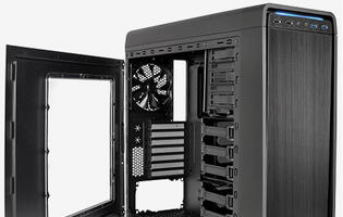 Thermaltake Extends the Urban Series with the Urban S31 Mid-tower Chassis