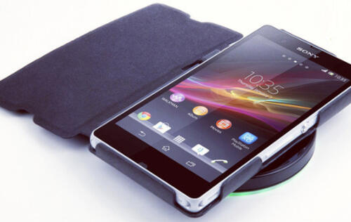 Ipan Ipan Launches First Qi Wireless Power Case for Sony Xperia Z
