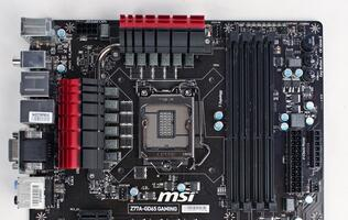 Preview: MSI Z77A-GD65 Gaming Motherboard