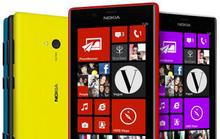 Nokia Lumia 720 & Lumia 520 Arrive in Singapore