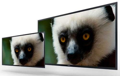 Sony Announces Pricing for Its 55 & 65-inch 4K UHDTVs; 4K OLED Monitors in the Works