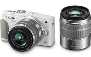 Panasonic's New Lumix GF6 Comes with Wi-Fi and NFC