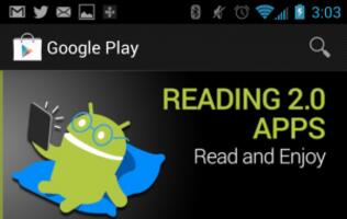 Leaked Images Show Google Play Store Revamp (Update)