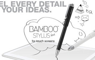 Bamboo Stylus Feel Gets a Non-identical Twin