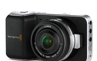 Blackmagic Design Announces Pocket-sized Full-HD 1080p Camera with MFT Mount