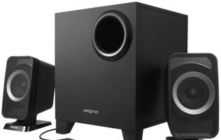 Creative T3150 Wireless 2.1 Speaker System with Bluetooth Wireless Technology Announced