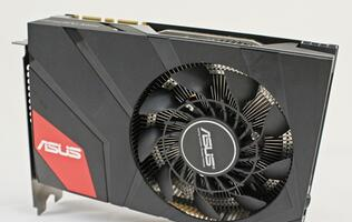 ASUS GeForce GTX 670 DirectCU Mini OC - Compact Form Factor Without Compromises