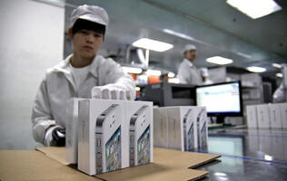 Foxconn Increases Hiring in Anticipation of Production of New iPhone