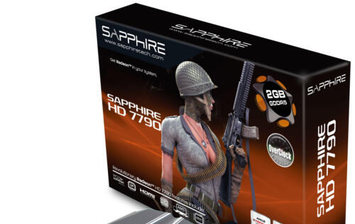 Sapphire Expands Its HD 7790 Series with a 2GB Model