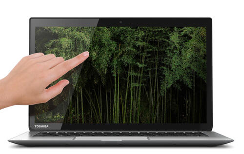 Toshiba's Kirabook Brings 2560 by 1440 Resolution to Windows Notebook