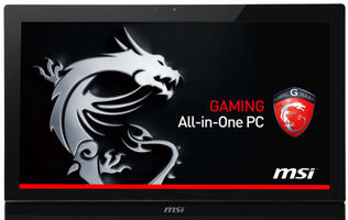 MSI Announces 27-inch Gaming AIO PC