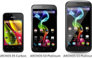 Archos Unveils Affordable Android 3G+ Smartphone Line