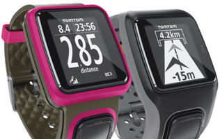 TomTom Unveils Runner and Multi-Sport GPS Watches