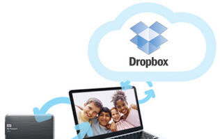 WD SmartWare Pro with Dropbox Integration Unveiled