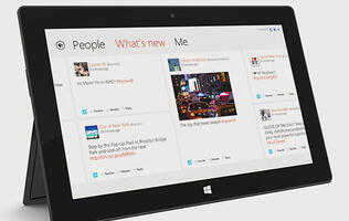 Coming Soon: Smaller Windows 8 Tablets