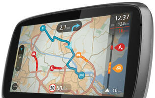All New TomTom GO Puts Drivers Back on the Map