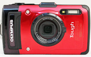 Olympus Tough TG-2 - Adding Aperture Priority into the Mix