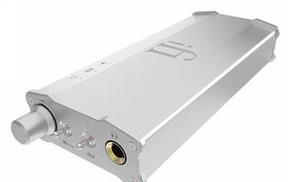 iFi Micro iCan Headphone Amplifier - Power to the People