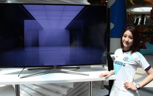 Samsung's New 2013 Smart TVs - The A Grade F-Series - HardwareZone