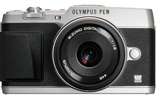 Olympus' New Flagship PEN E-P5 Comes with Best of E-M5 and More (Updated: Price)