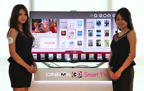 LG Announces Its 2013 Cinema 3D Smart TV Lineup for Singapore