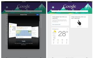 Google Now Available on iPad and iPhone