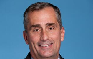 Intel Appoints COO Brian Krzanich as New CEO from May 16