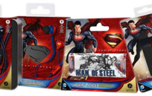 "Gavio to Launch ""Man of Steel"" Accessories"