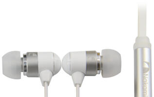 Nakamichi Releases In-Ear Headphones with Microphone Collection for Music on the Go