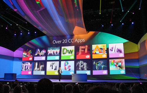 Adobe Announces the Next Generation of Apps Exclusive to the New Creative Cloud