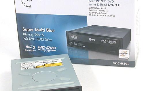 LG GGC-H20L (Blu-ray/HD DVD Combo Drive) - HardwareZone com sg