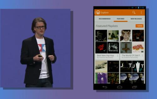 Google Takes On Spotify With New Paid Subscription Music Service