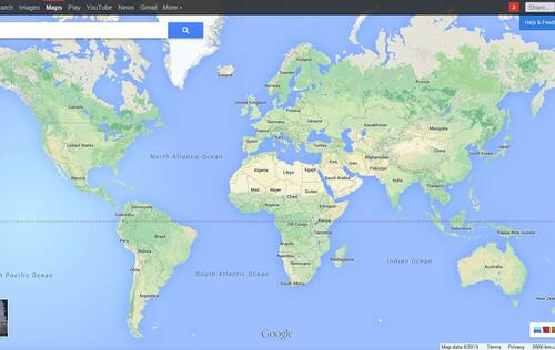 Hands-on with the New Google Maps