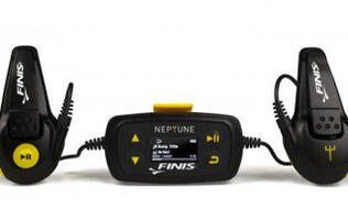 Finis Introduces Neptune SwimP3 Waterproof MP3 Player