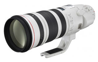 Canon Announces 200-400mm f/4L Telephoto Lens with Built-in 1.4x Extender