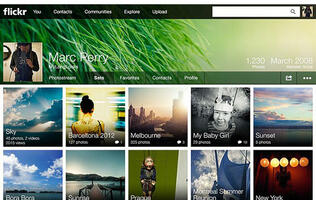 Flickr Launches New Look with Bigger Photos and 1 Terabyte of Free Storage