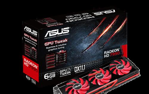 ASUS Announces Radeon HD 7990 with Eight-Title Game Bundle