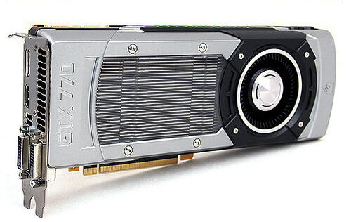 NVIDIA GeForce GTX 770 - More than Just a Rebadging Exercise