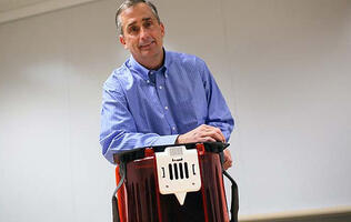 Brian Krzanich Makes First Acquisition as Intel CEO