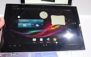 Sony Xperia Tablet Z Available in Singapore from 6 June (Update)