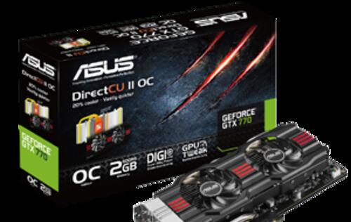 NVIDIA Add-in Board Partners Announce GeForce GTX 770 Graphics Cards