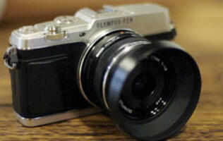 Preview of the new Olympus Pen E-P5