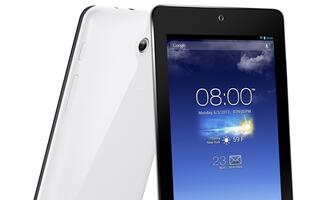 ASUS Unveils MeMO Pad HD 7 and MeMo Pad FHD 10 Tablets (Updated with Videos)