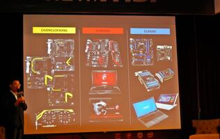 MSI Announces Three-Pronged Approach to Product Positioning at Computex 2013