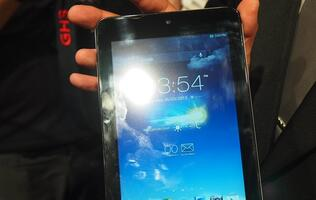Hands-on: ASUS's New Android Tablets at Computex 2013 (Updated with Videos)