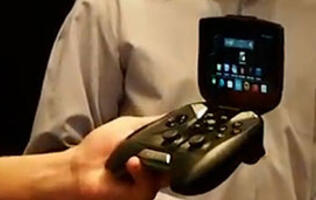 First Production Unit of NVIDIA Shield Demoed