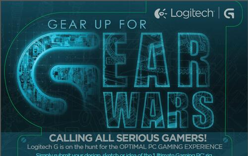 Logitech's Gear Wars Contest Looking For The Ultimate Gaming PC (Updated!)